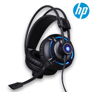 HP H300 진동 LED Gaming Headset
