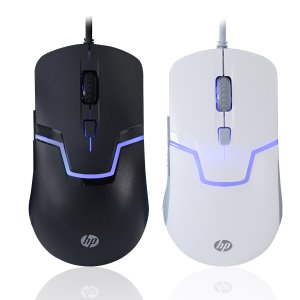 HP M100S Gaming Mouse [블랙,화이트]